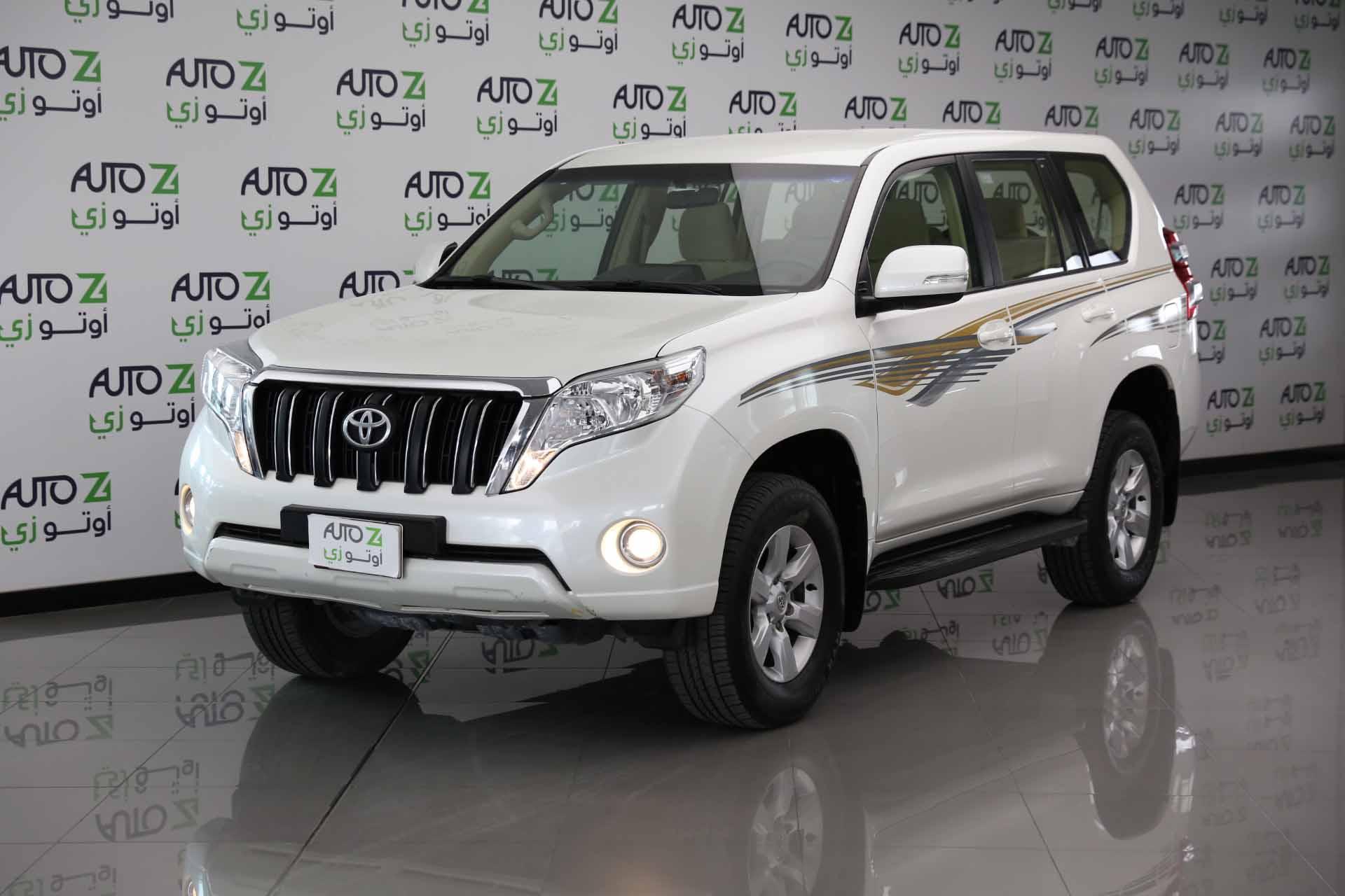 Toyota Prado TXL — -2016