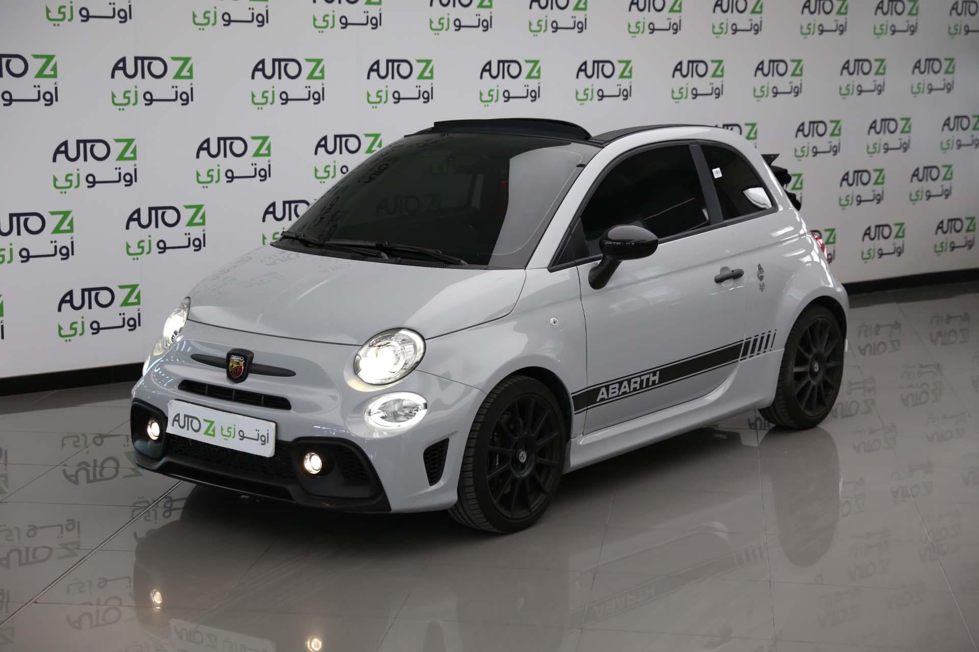 Fiat—595 Abarth 2020