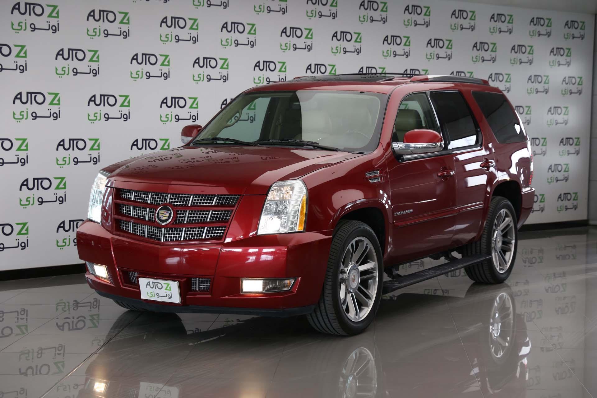 Cadillac-Escalade- 2012—Maroon-8