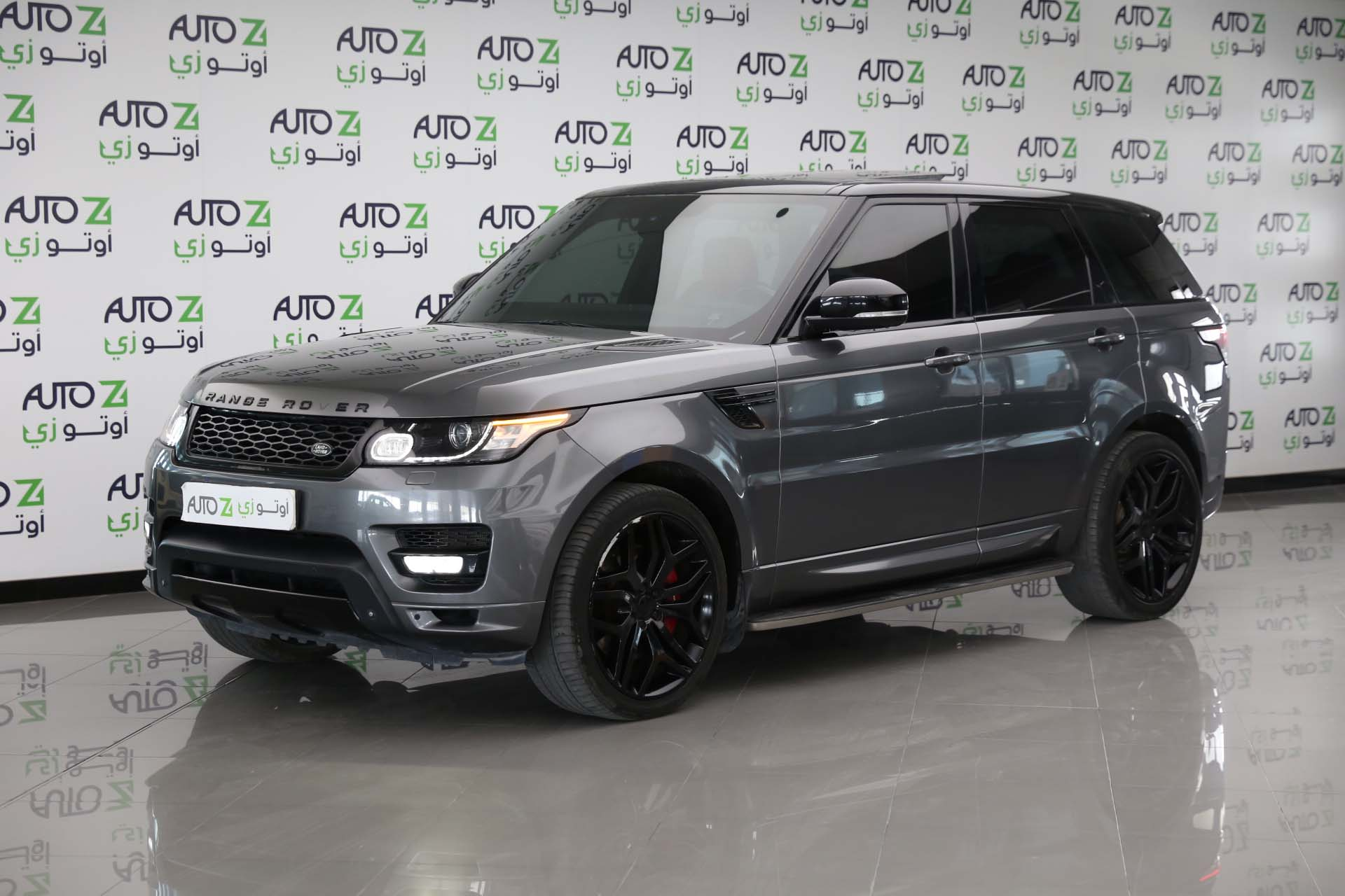 Range—Rover -Sport 2014