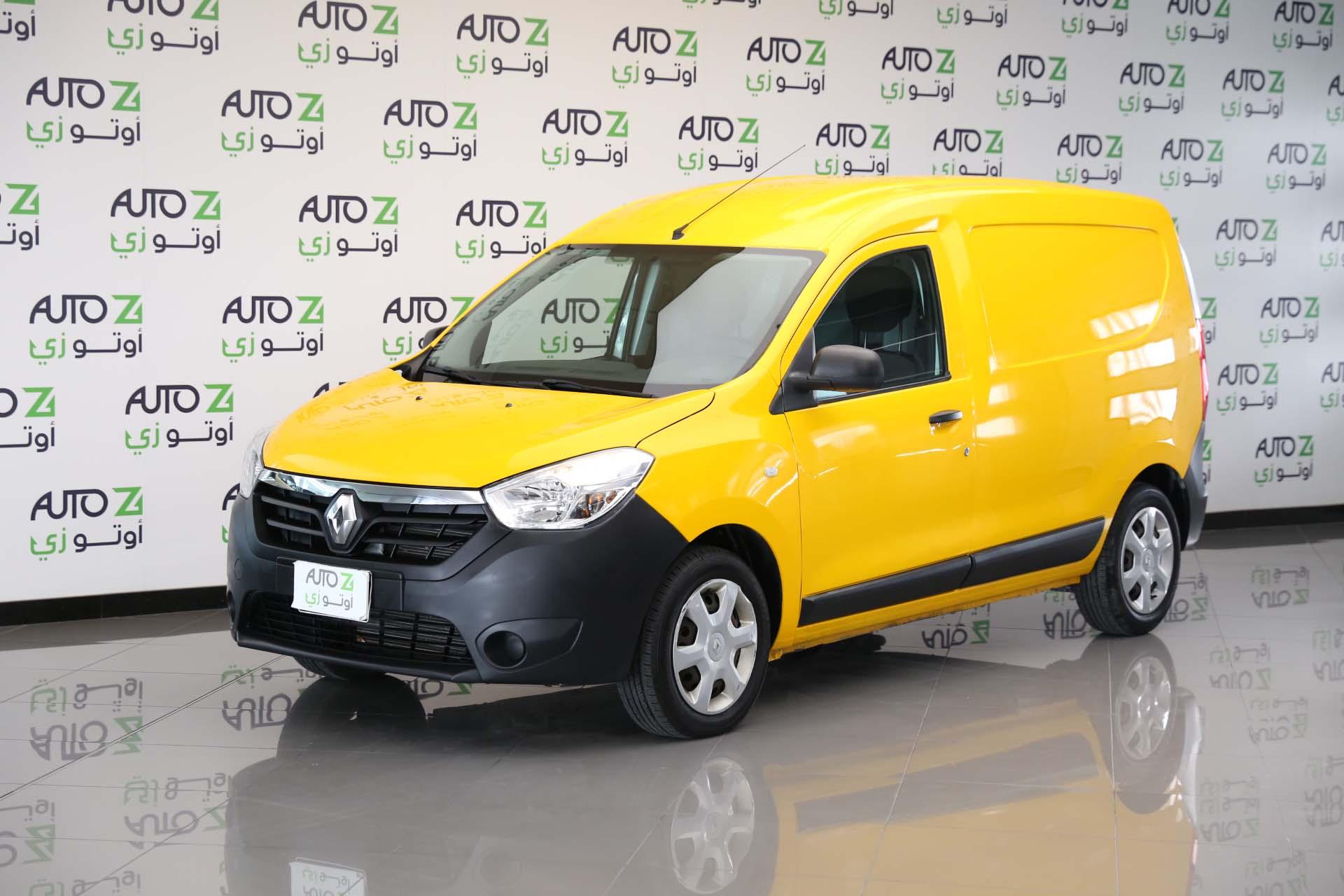 Renault Dokker–Yellow-2017