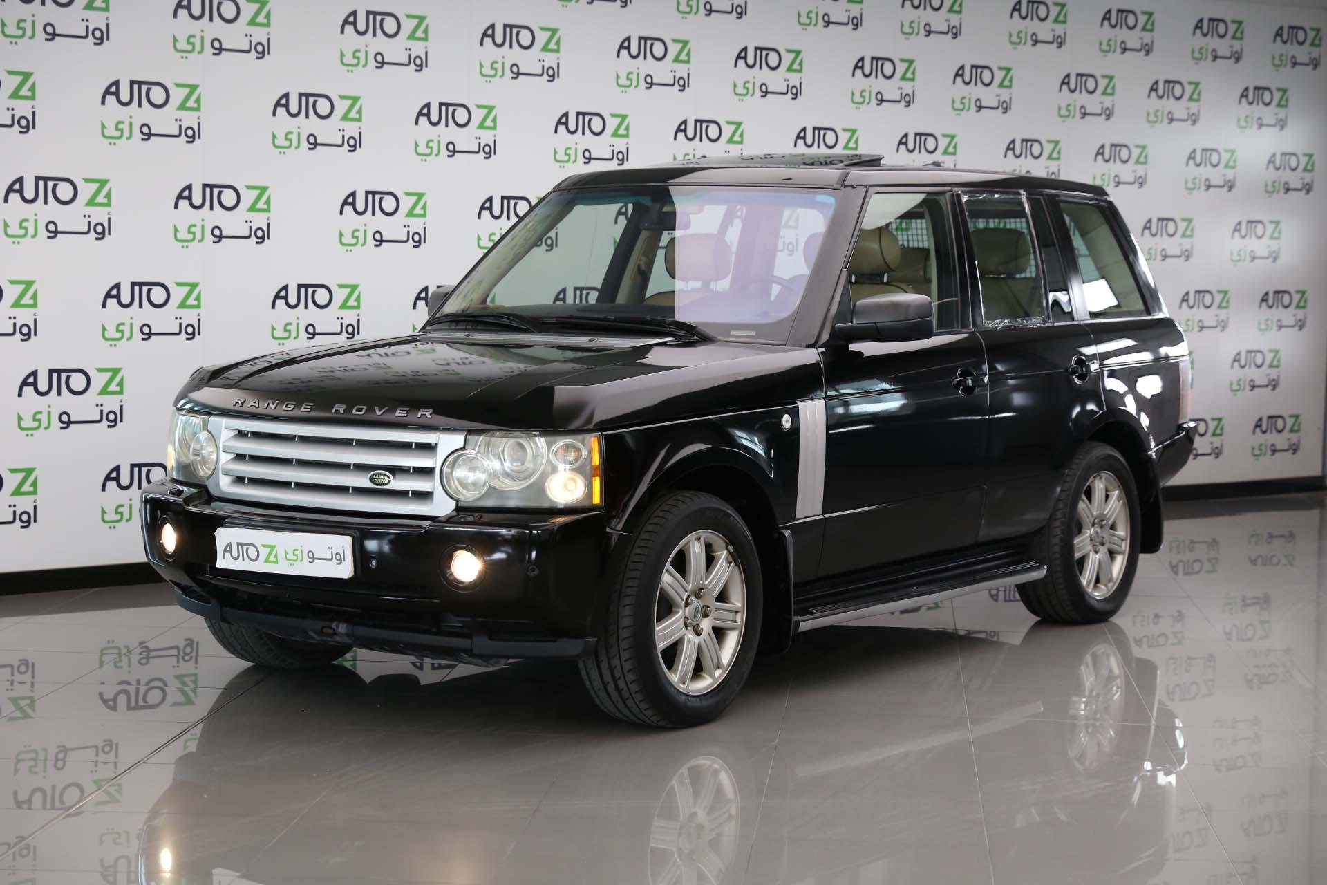Range Rover Vogue HSE—2006