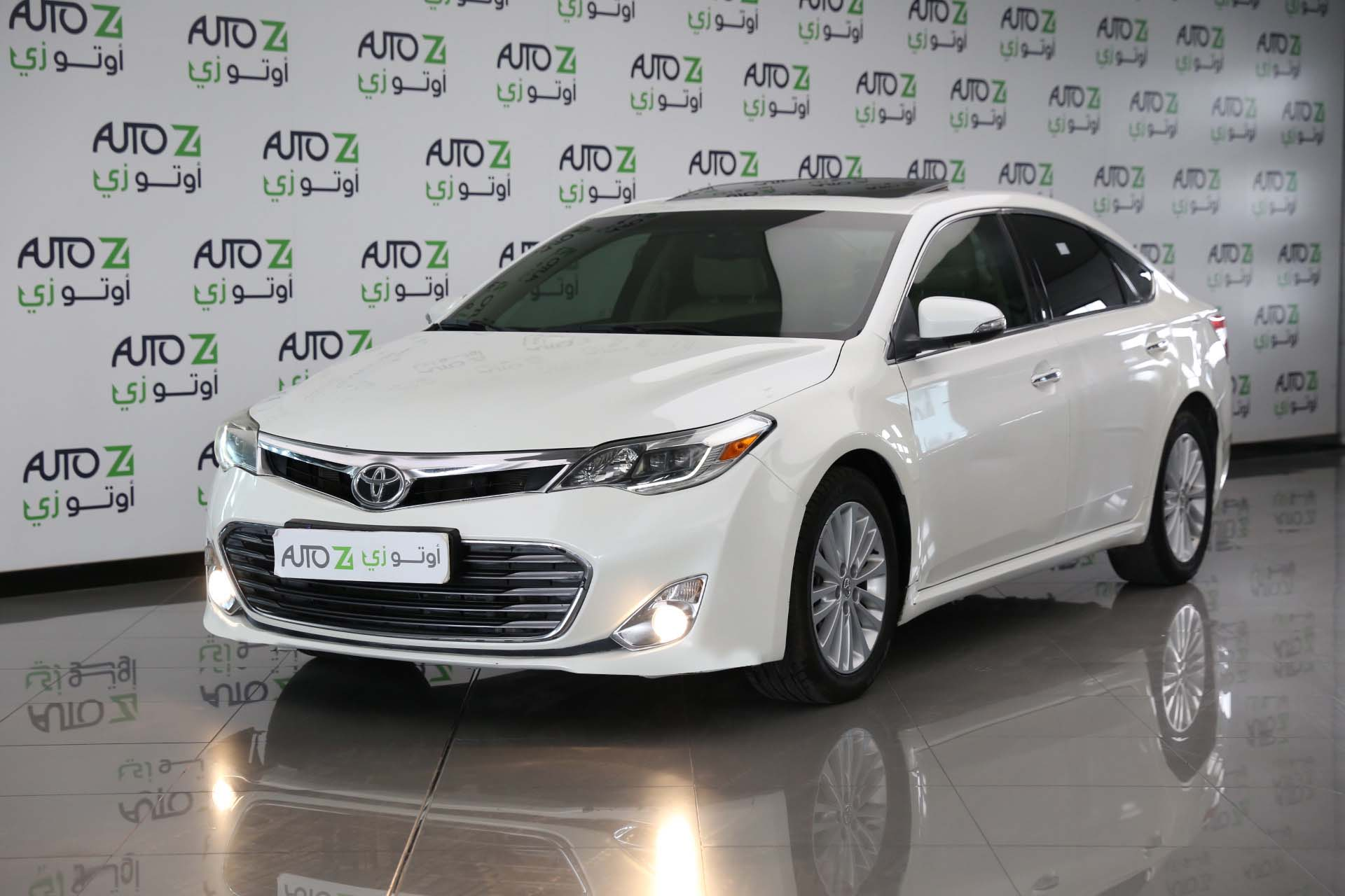 Avalon Limited-Toyota–2013