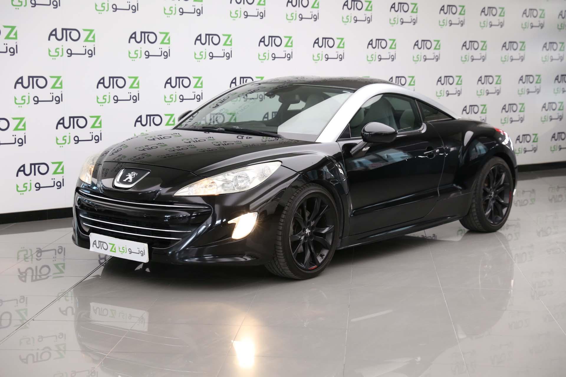RCZ-Peugeot-Black-2013