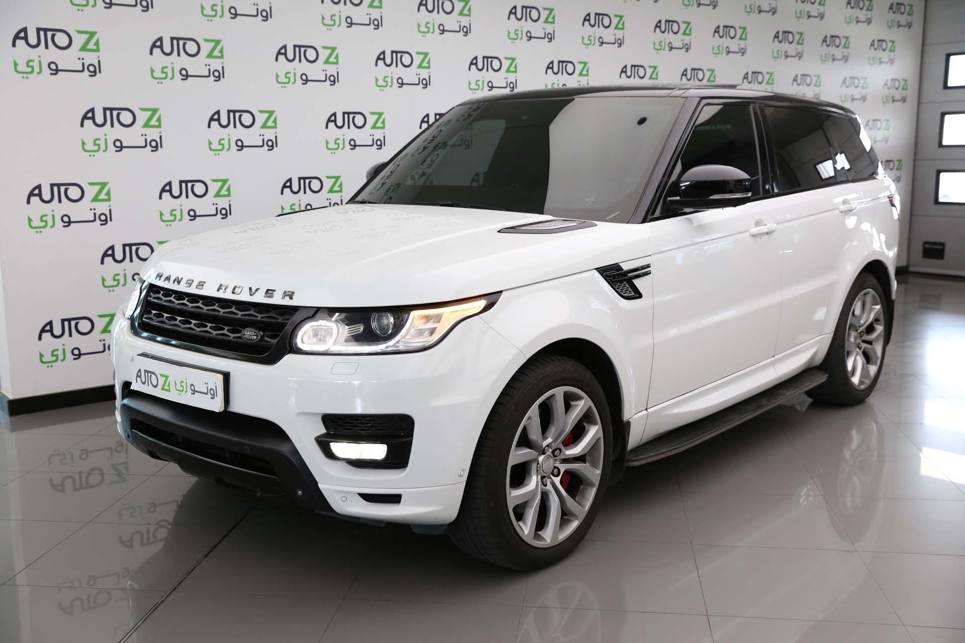 2014–Range–Rover Sport Autobiography