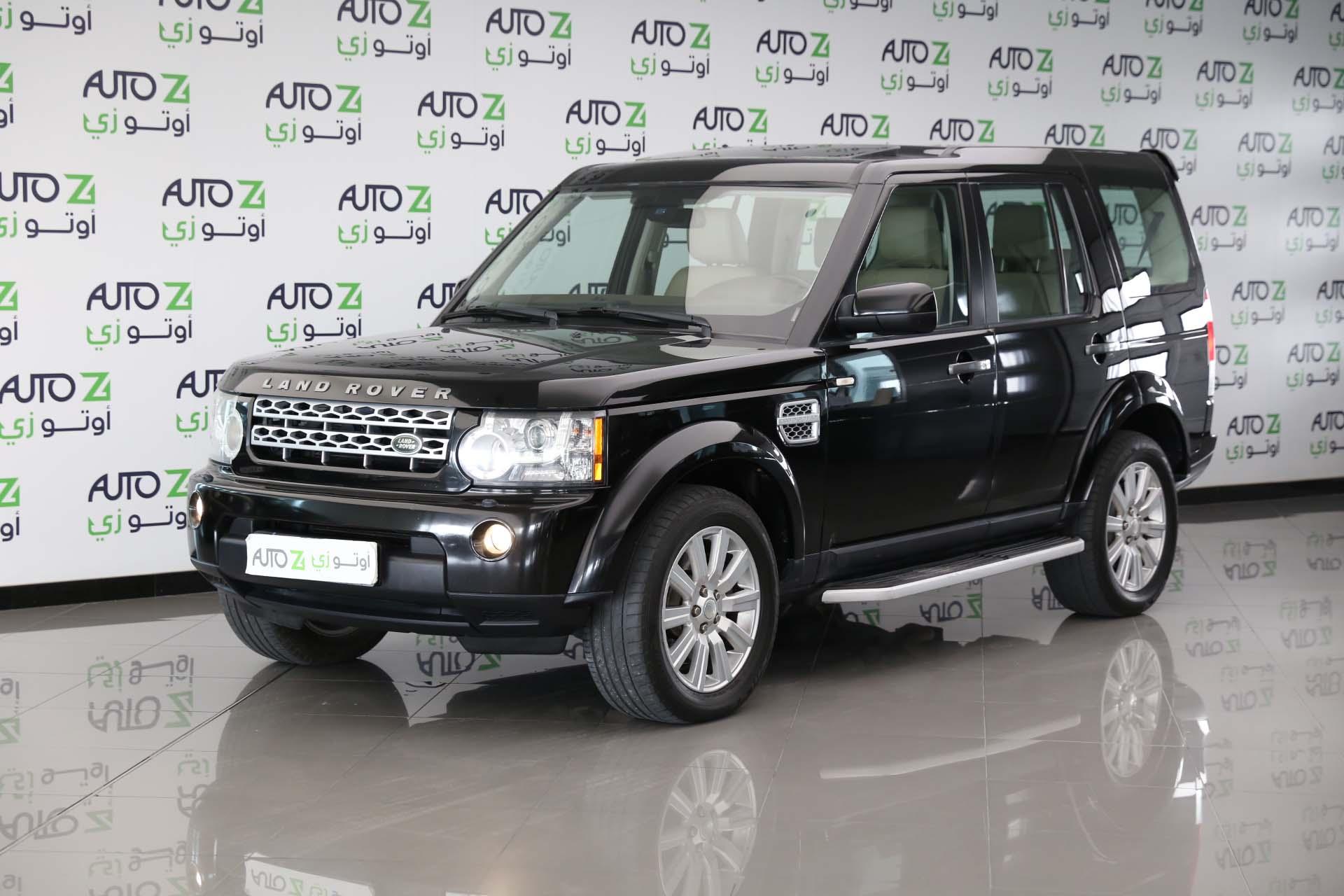 Land–Rover LR4 20 2013
