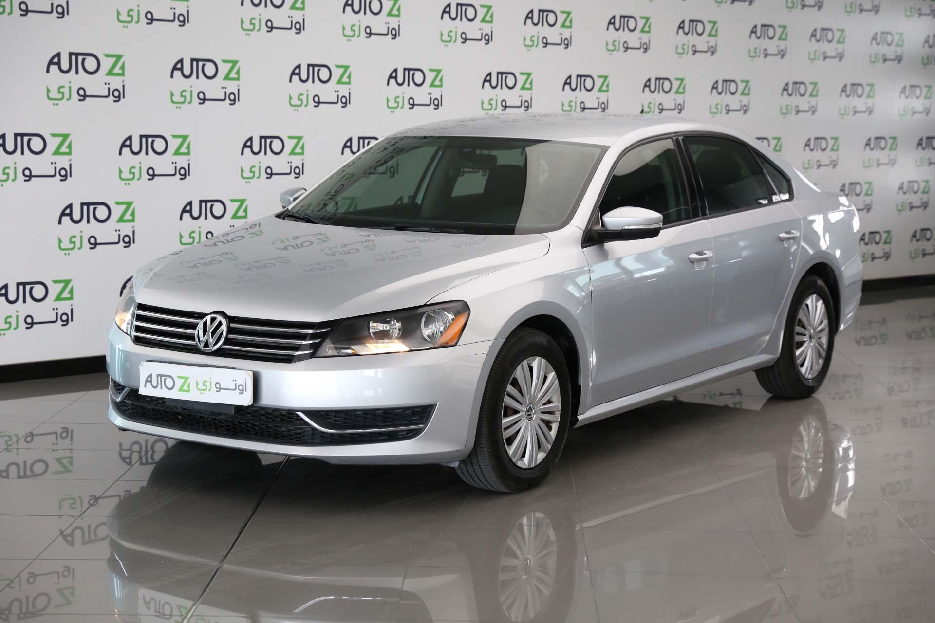 Passat–2016-Volkswagen-