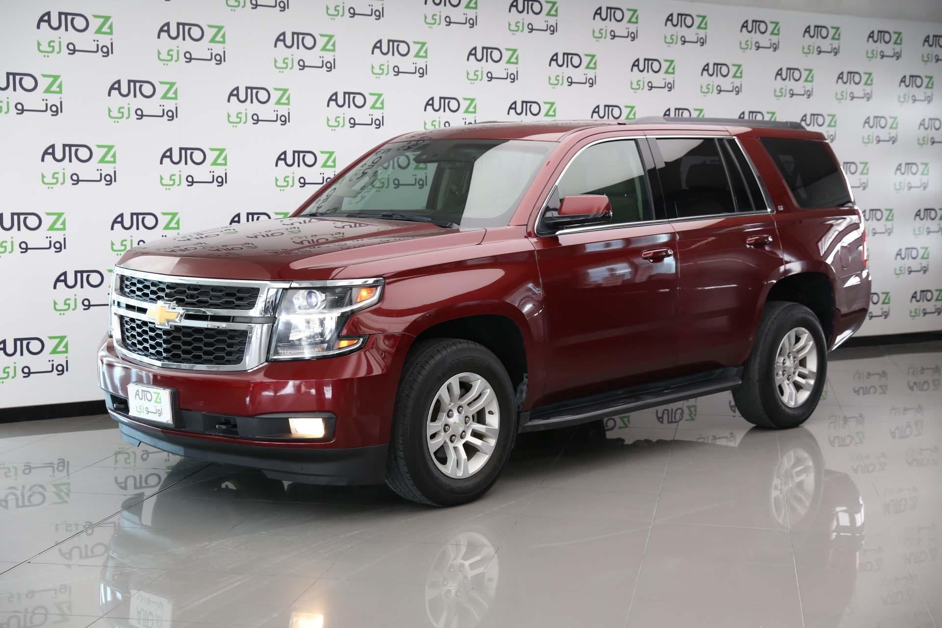 Tahoe-LT-Chevrolet-Maroon-2016
