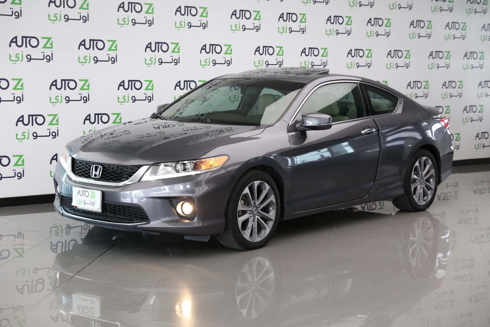 Honda Accord Coupe-2015