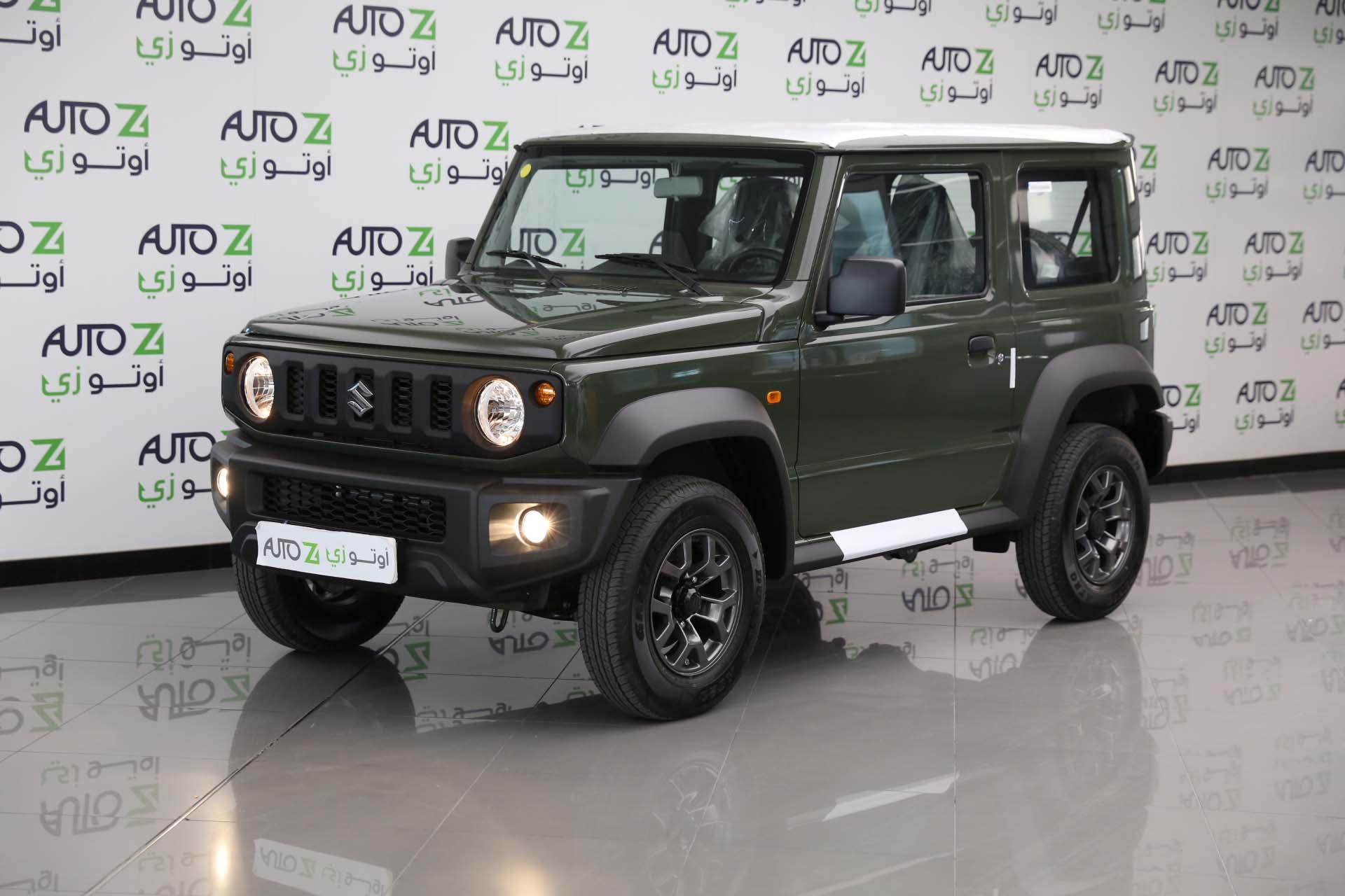 Suzuki Jimny Dark Green 2021