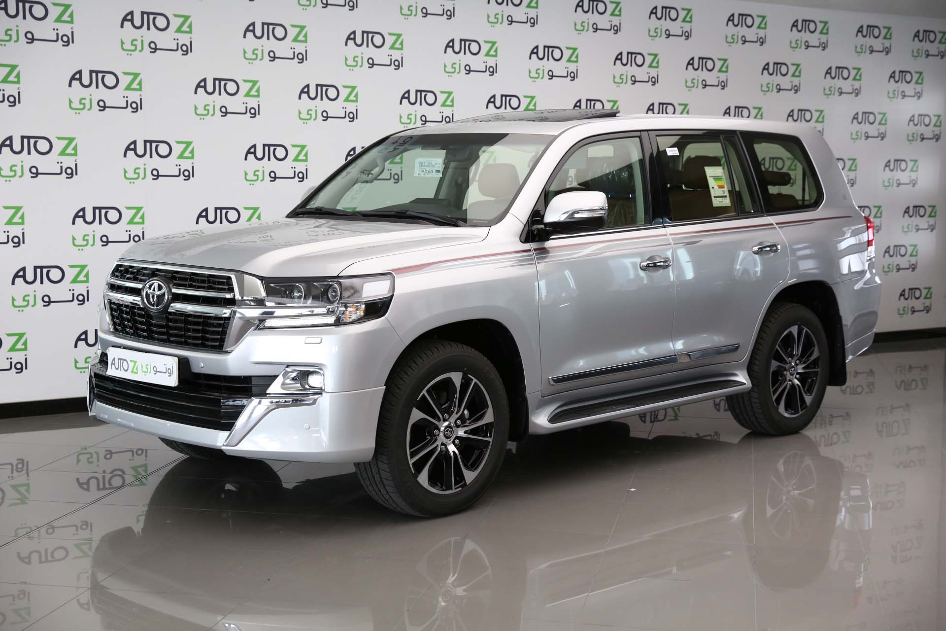 2021-Land Cruiser GXR- Grand Touring