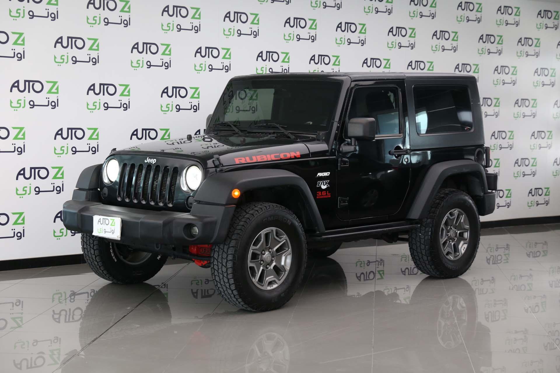 Jeep–Wrangler Rubicon-2013