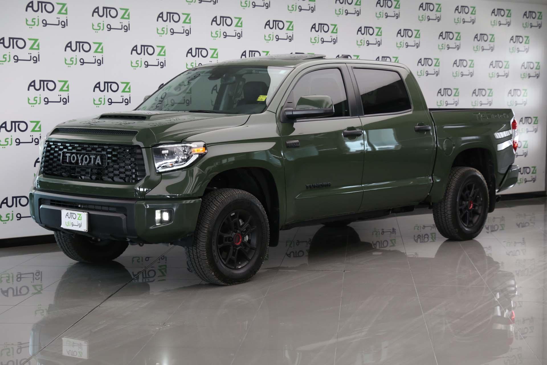 Toyota Tundra TRD PRO-2020