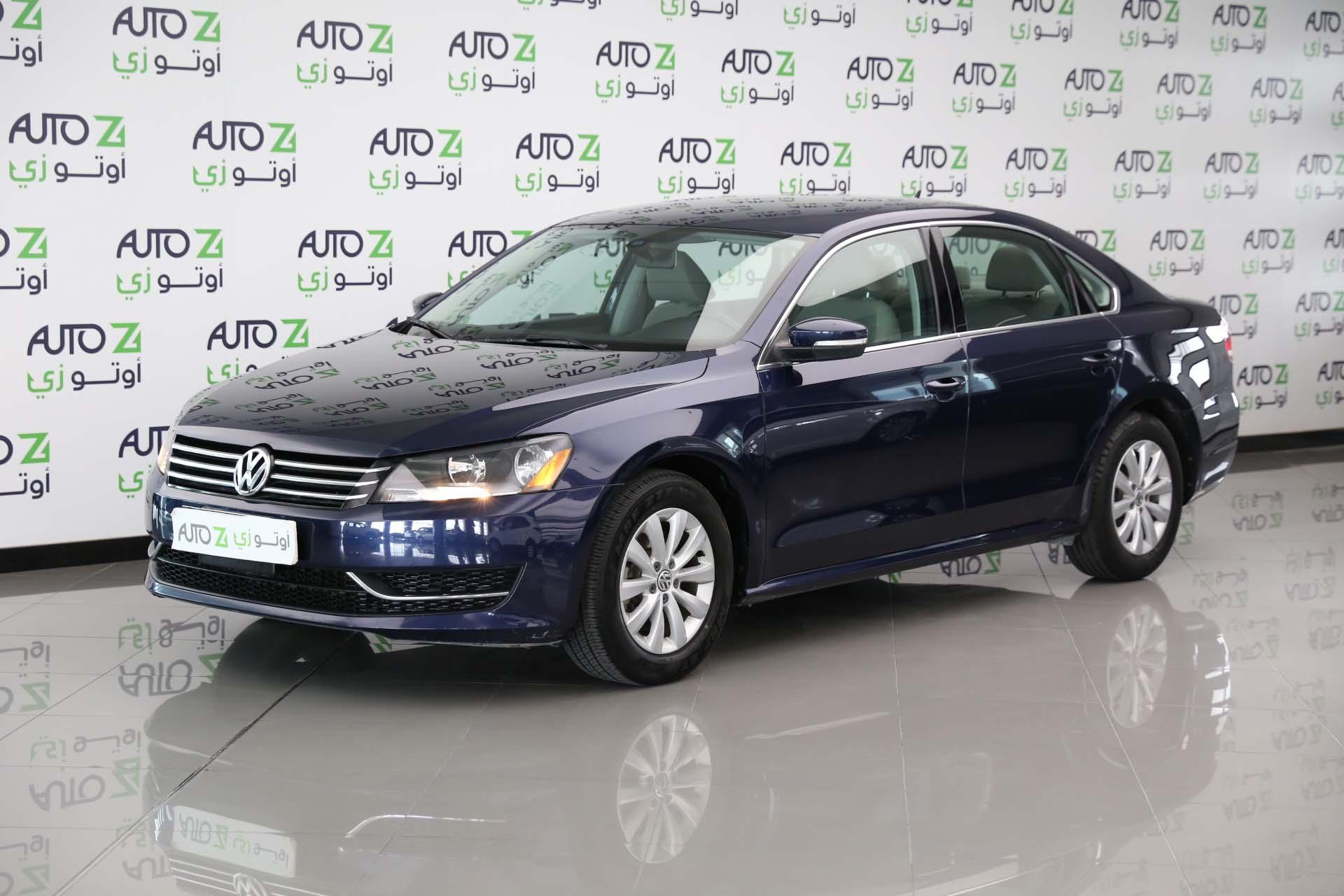 Passat–SE–Volkswagen-2016–Dark-Blue