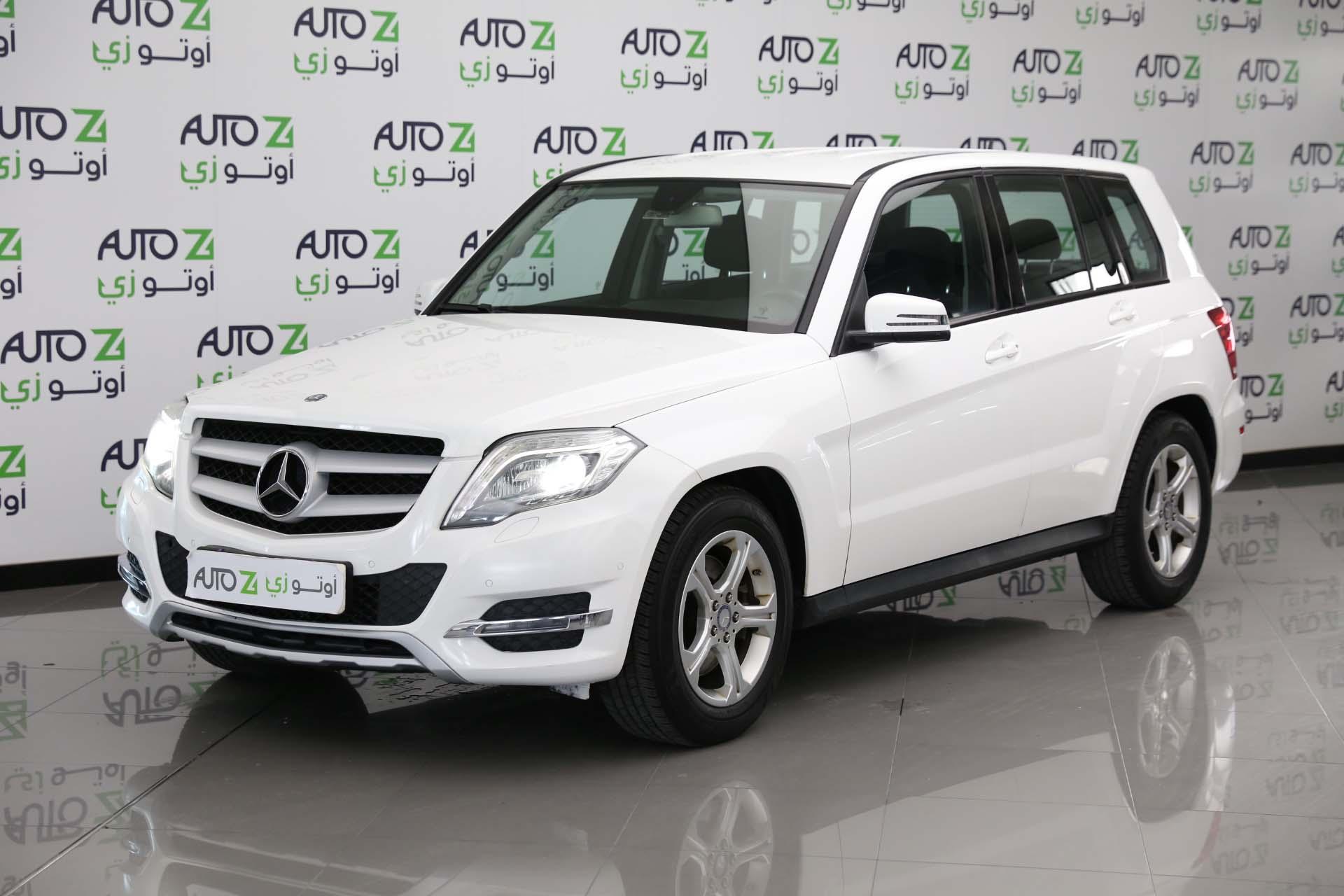 Mercedes-Benz GLK 250—2015–