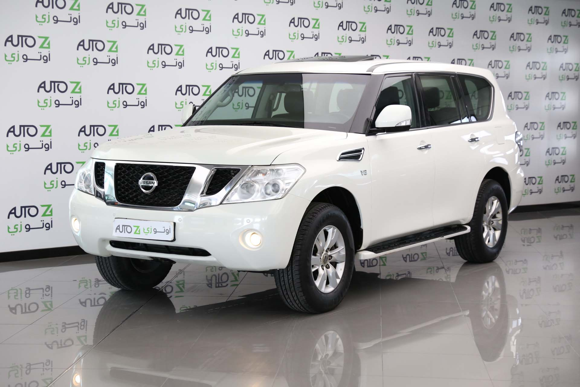 Nissan Patrol SE–2012