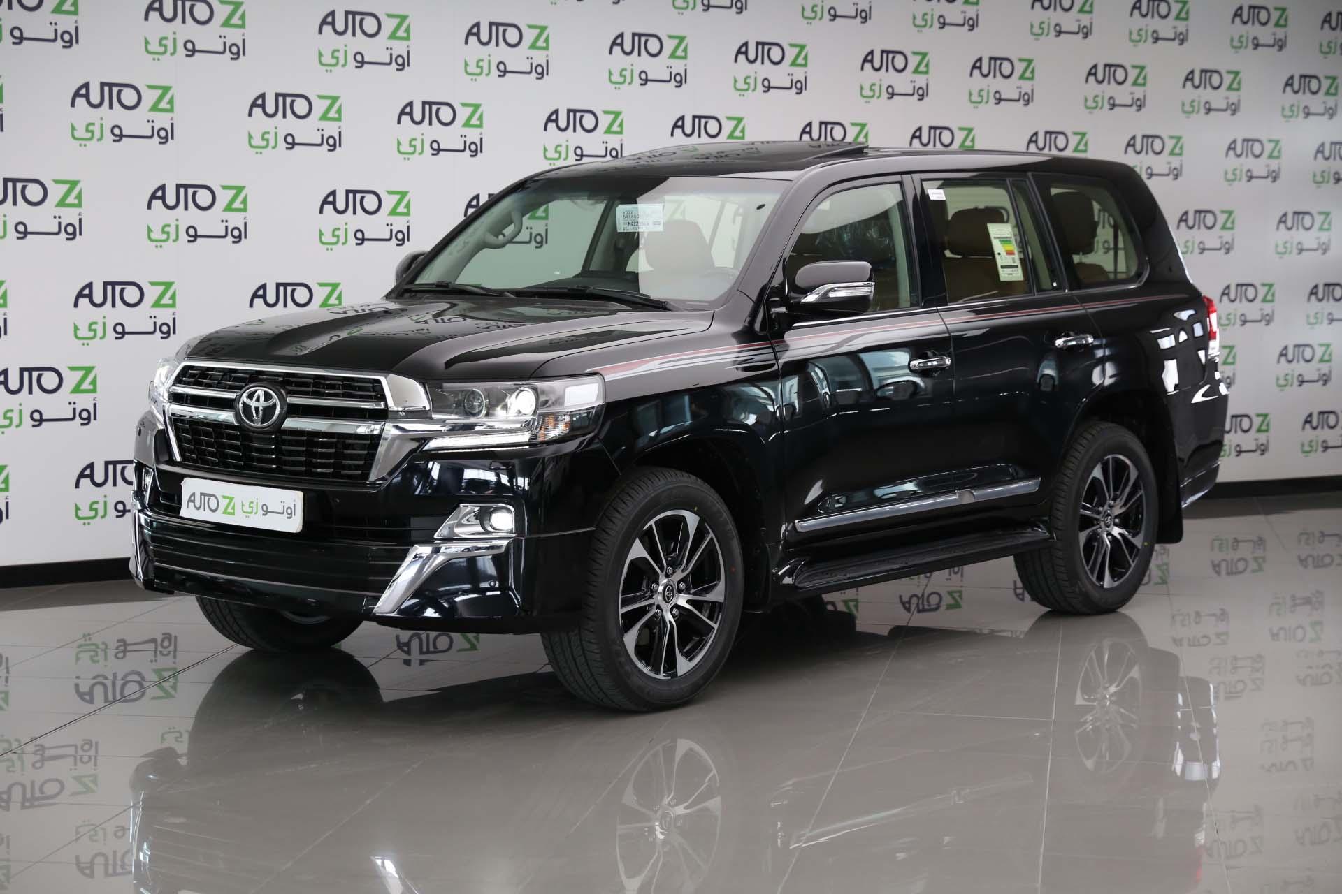 Toyota Land Cruiser GXR 2021–