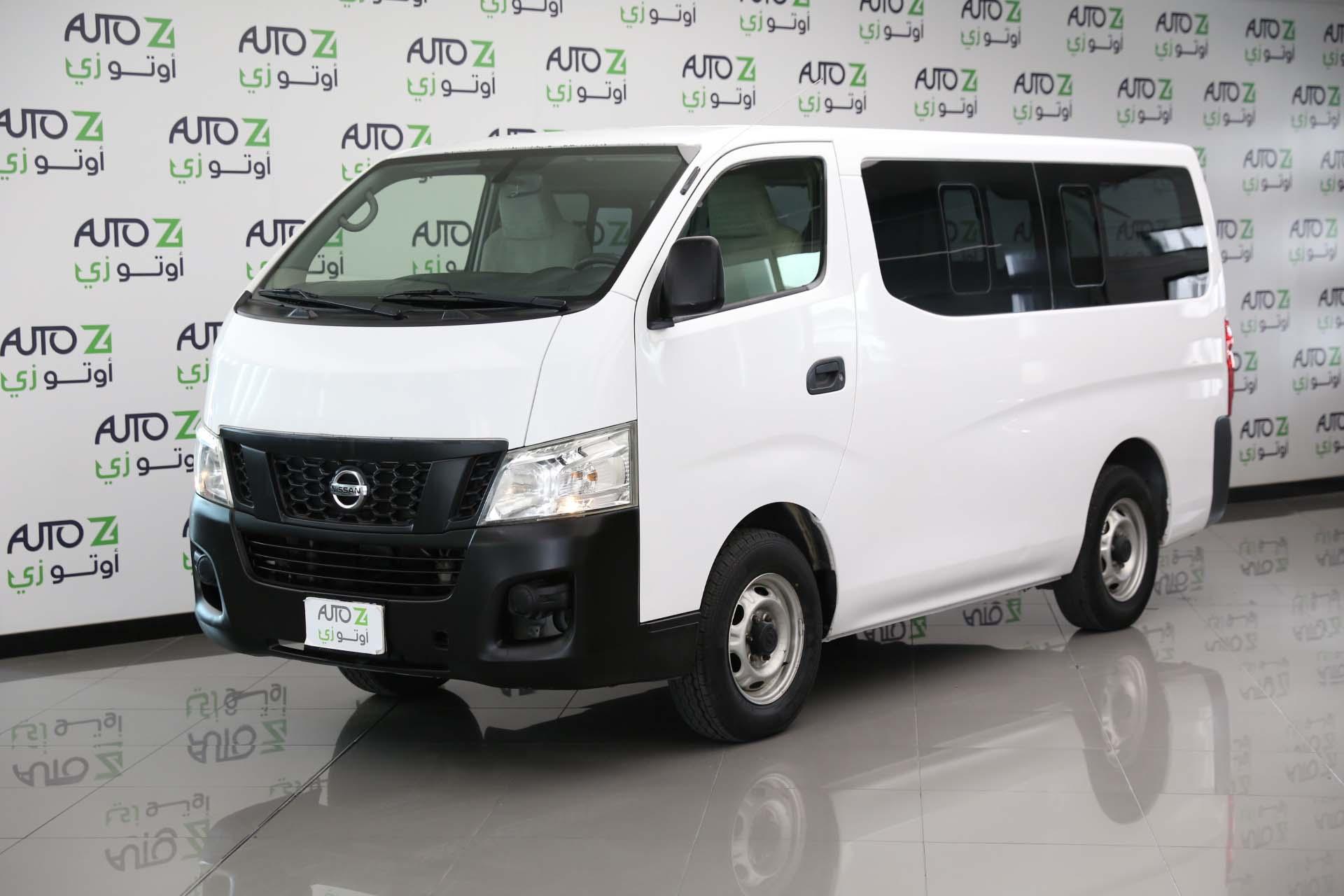 Nissan Urvan—-2016