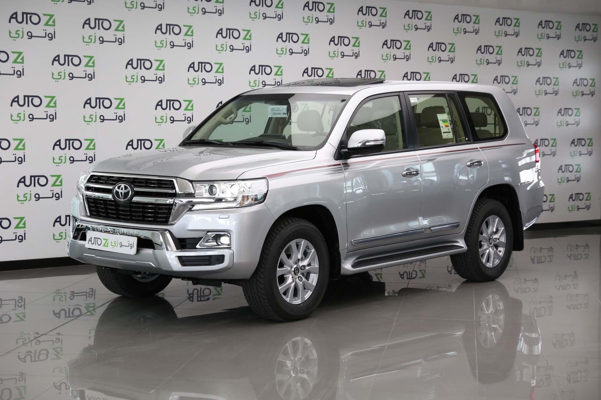 Toyota Land Cruiser GXR–2021
