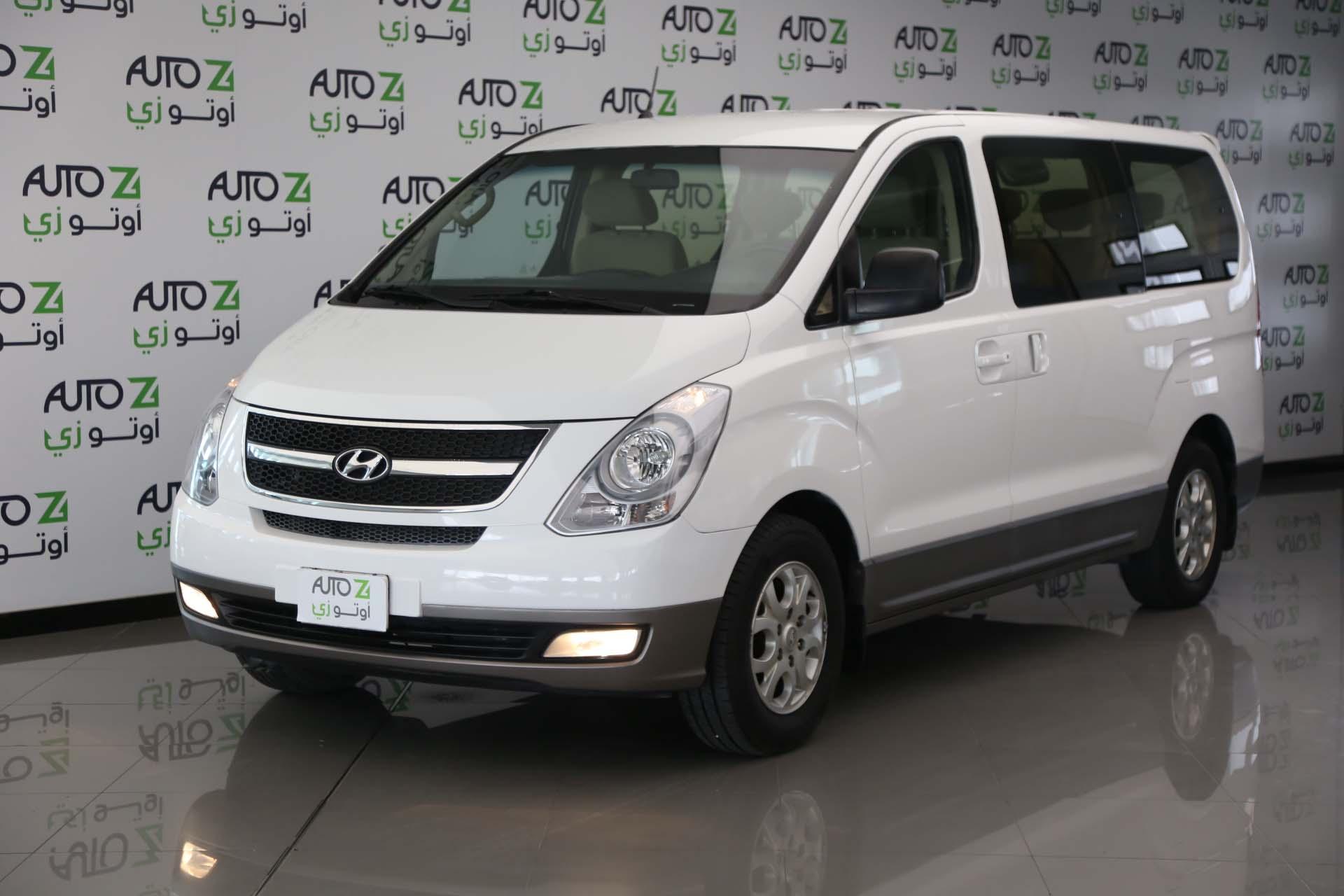 Hyundai Van H1—2018