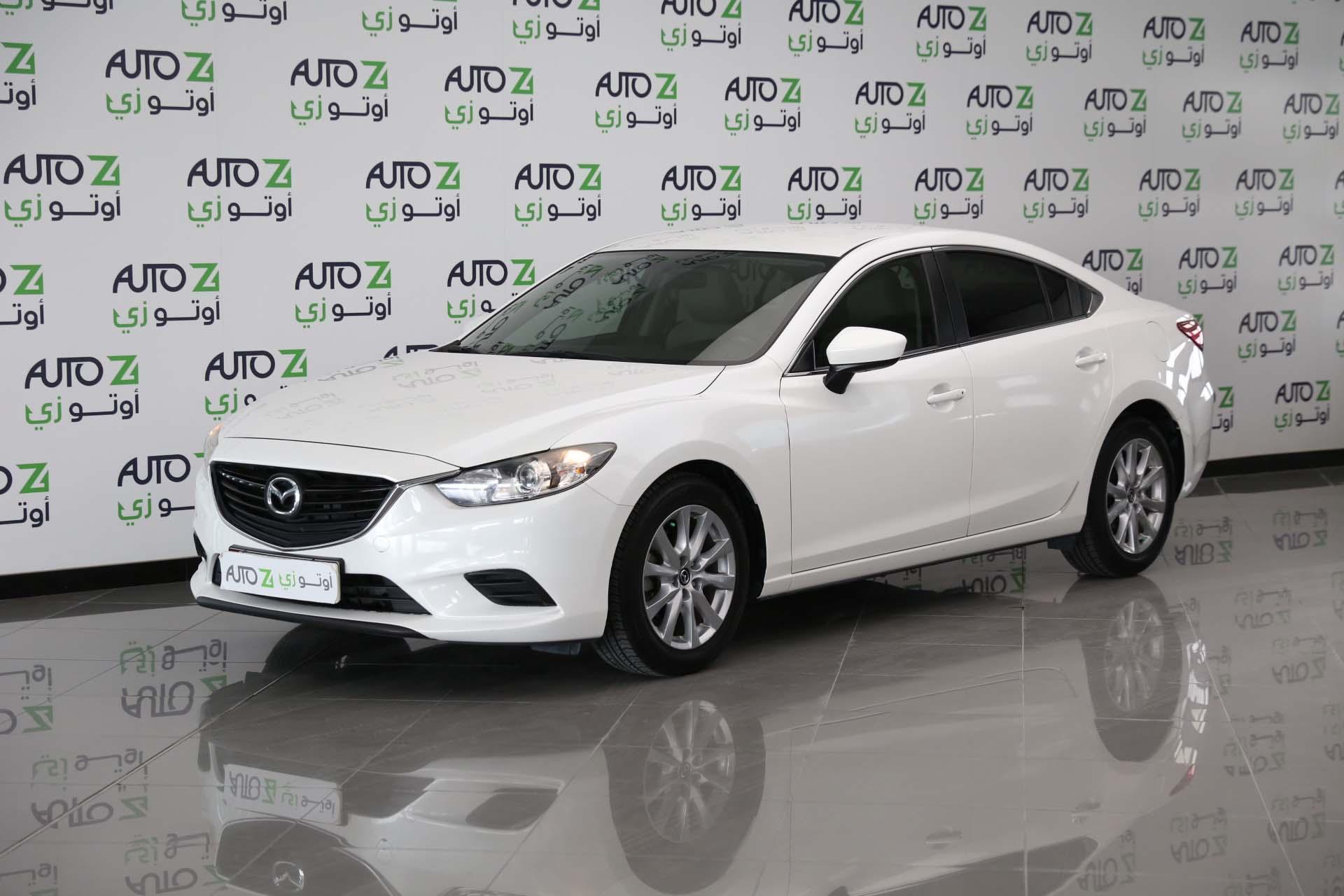 Mazda 6-2016