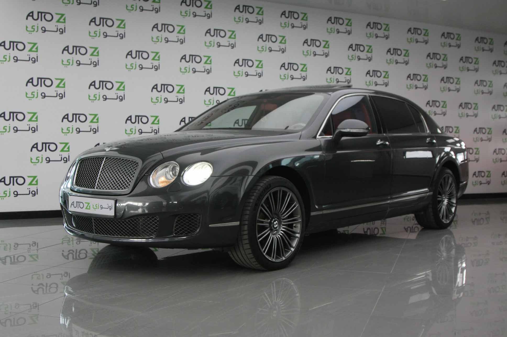 Bentley Continental Flying Spur 2011