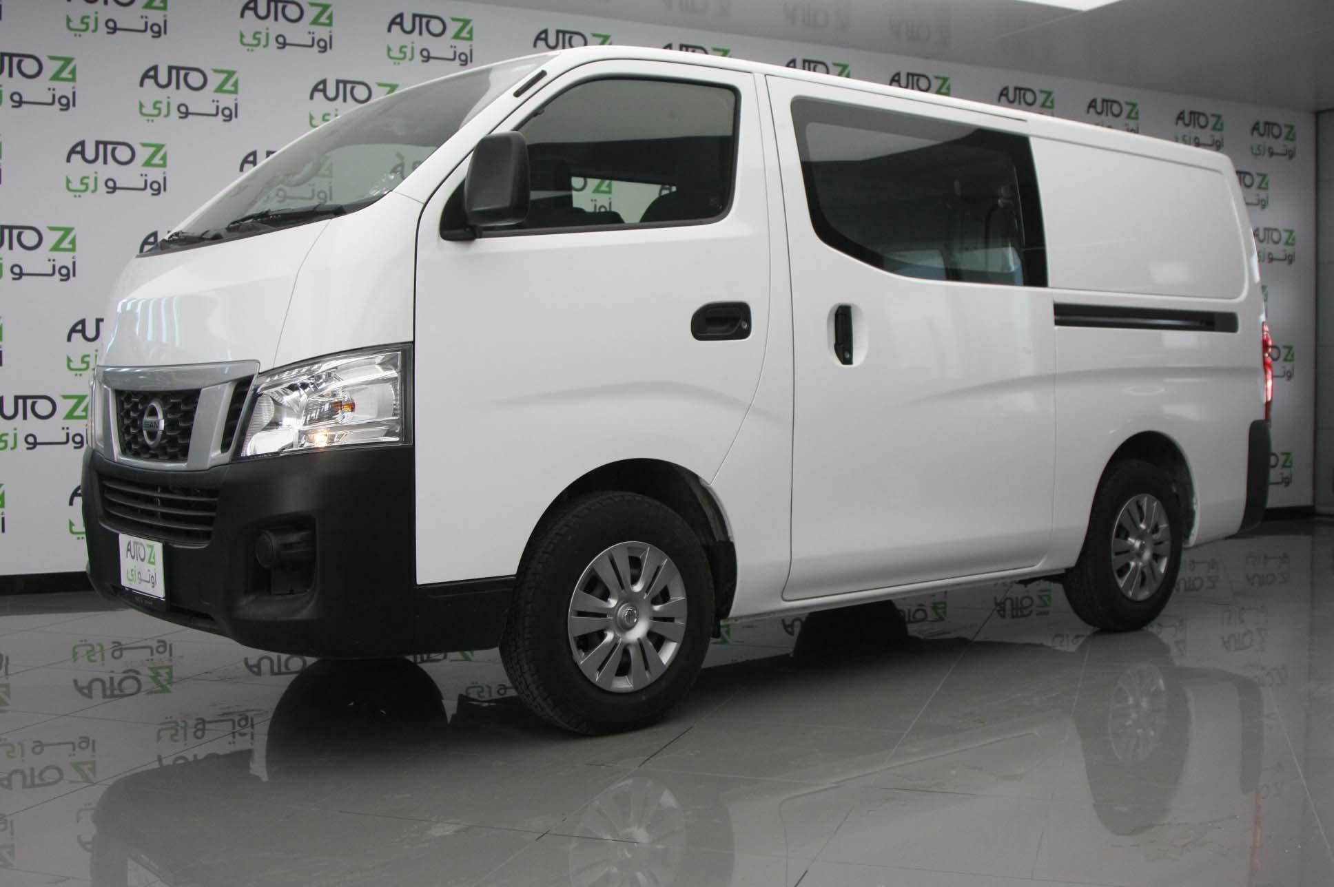 Nissan Urvan–6 Seats