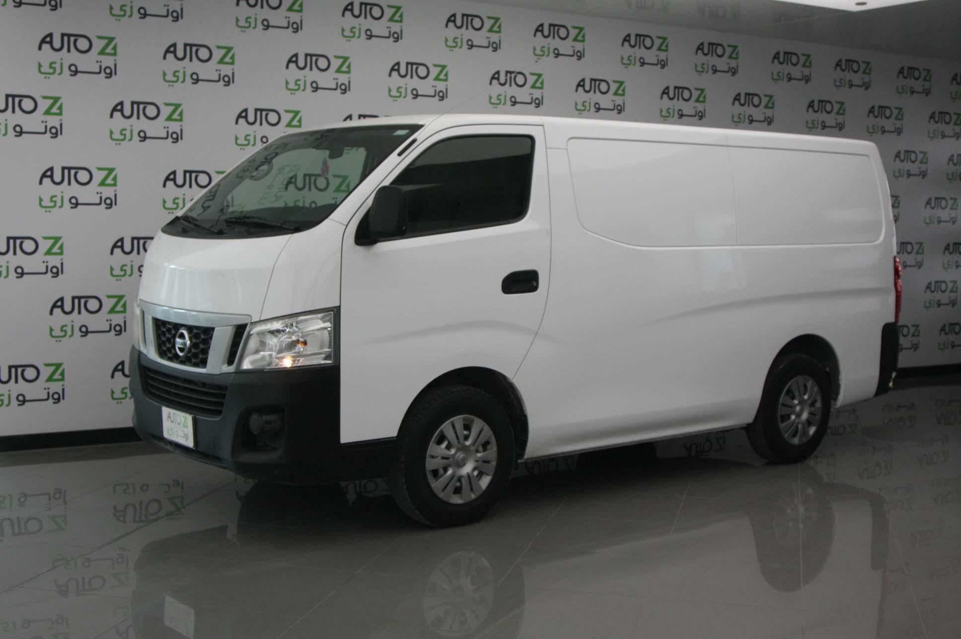Nissan Urvan- Cargo-2016