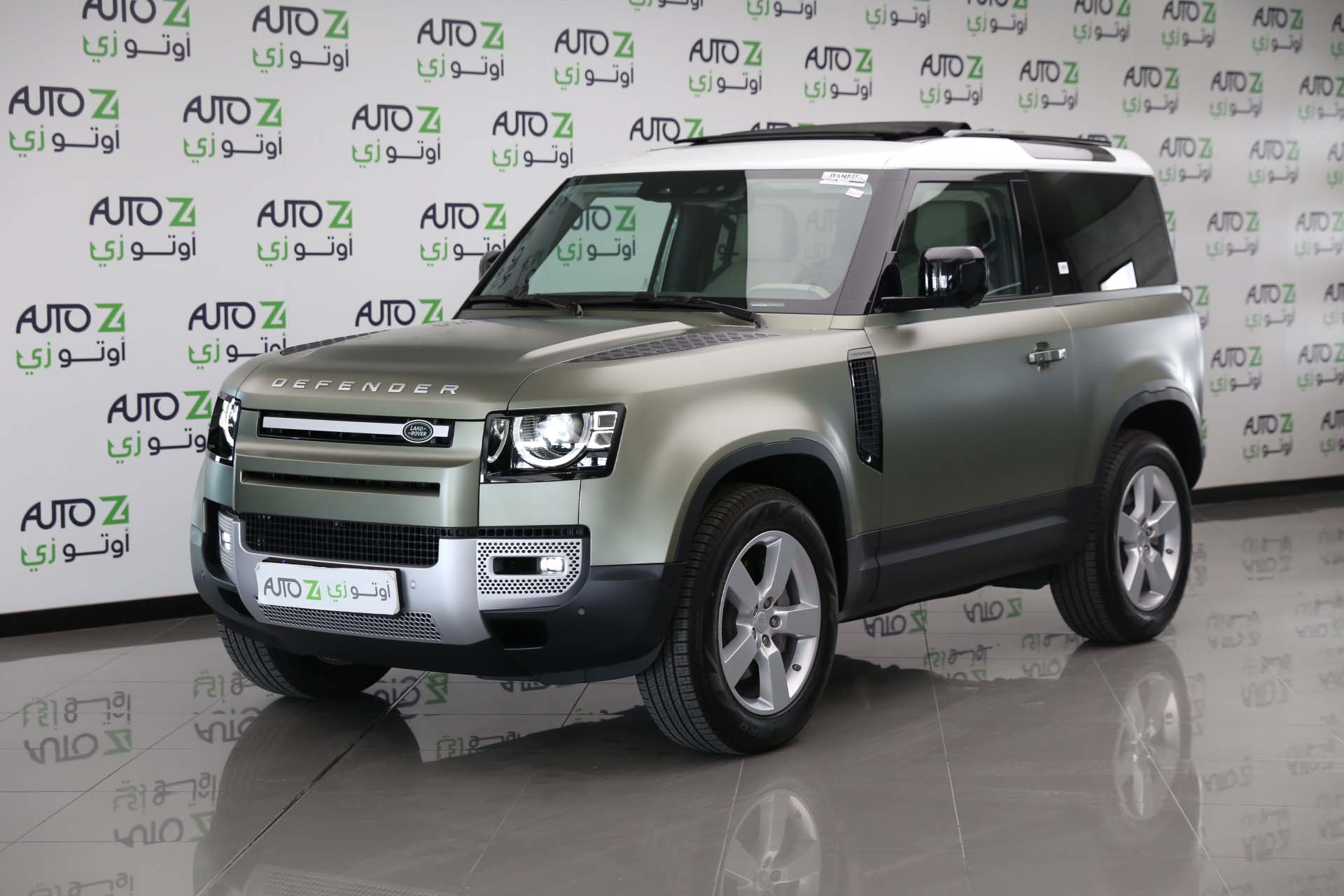 Land Rover Defender First Edition-2021