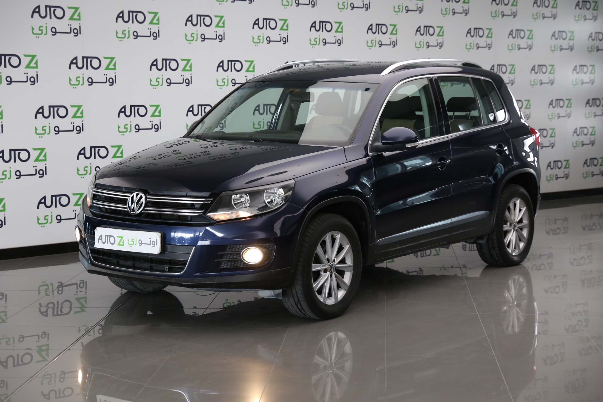 Volkswagen TIGUAN 2.0 TSI—Blue-2016