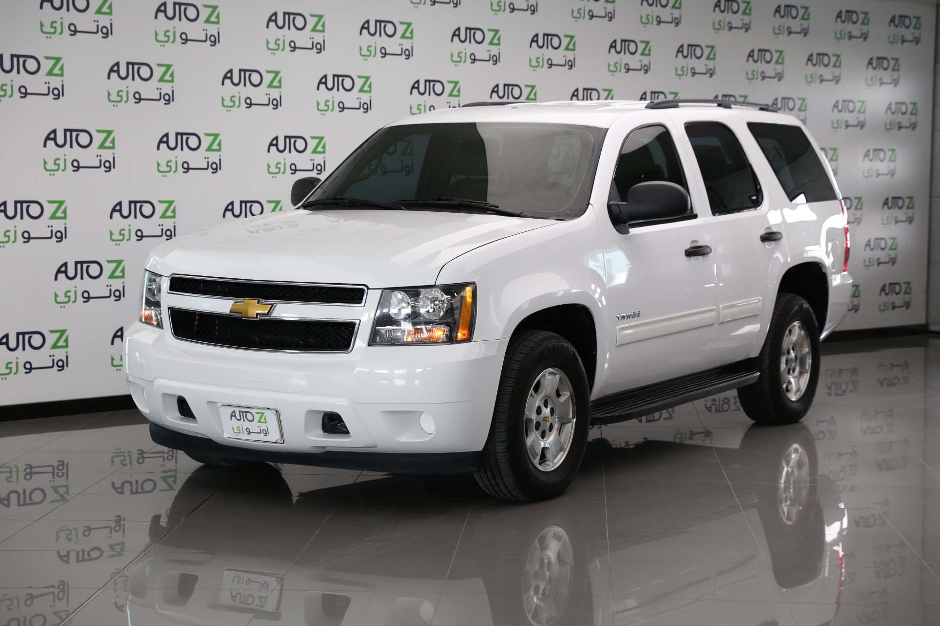 Chevrolet Tahoe LS—2012