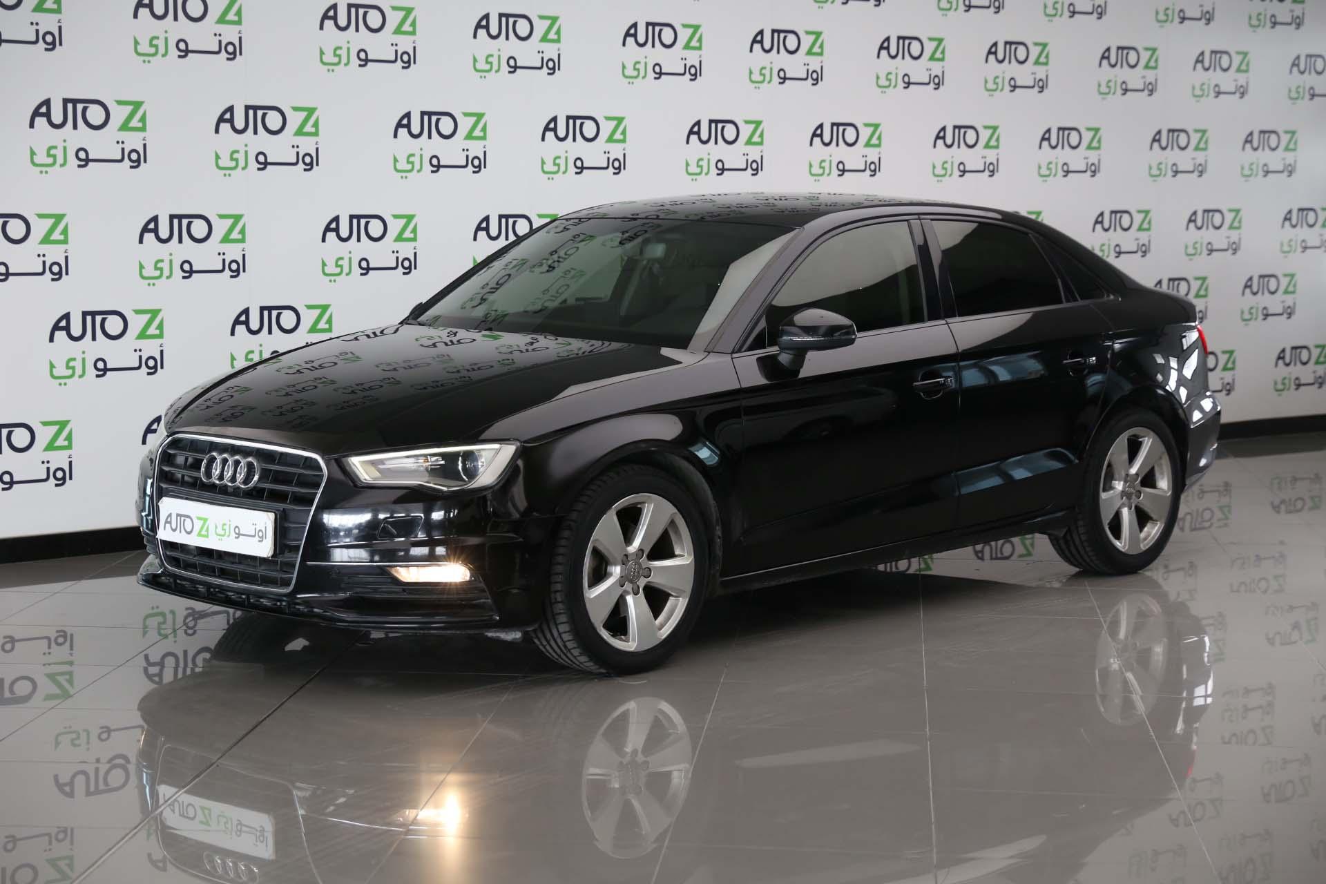 Audi A3—2016