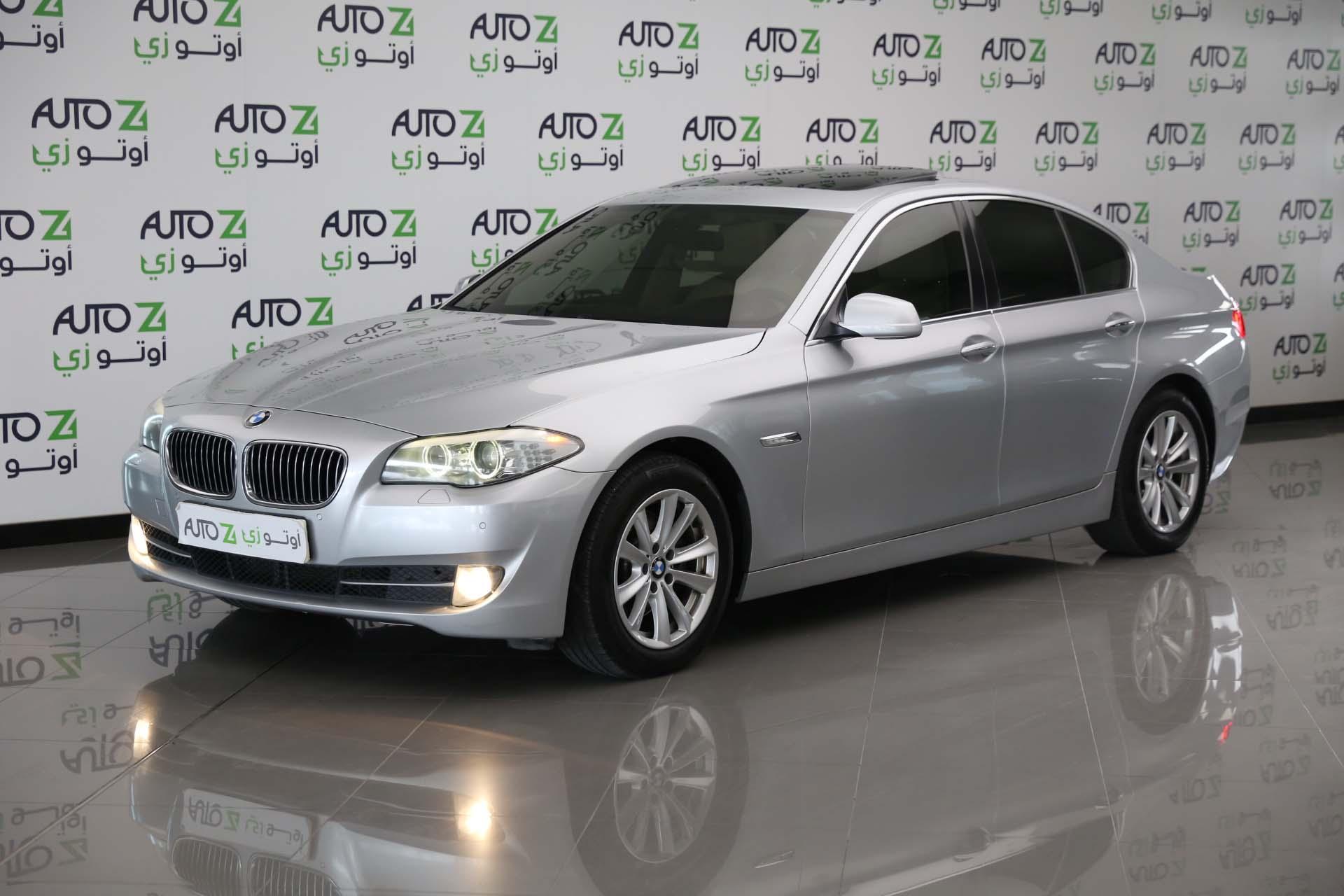 BMW 5-Series 520i—2012